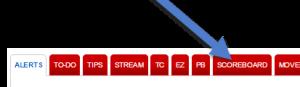 tab Scoreboard